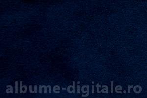 Face-off catifea - albastru
