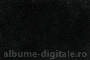 Face-off catifea - Negru